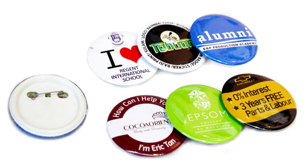 button badge supplier